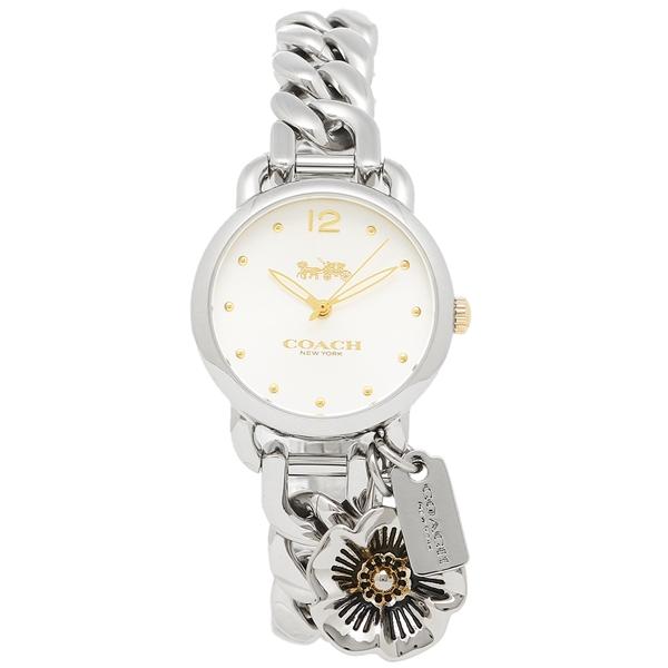 COACH コーチ 腕時計 レディース 14502869 シルバー