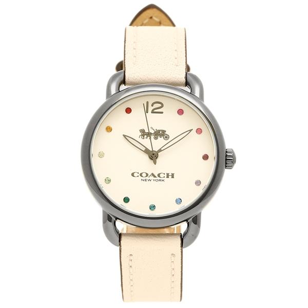 COACH コーチ 腕時計 レディース 14502915 ホワイト シルバー