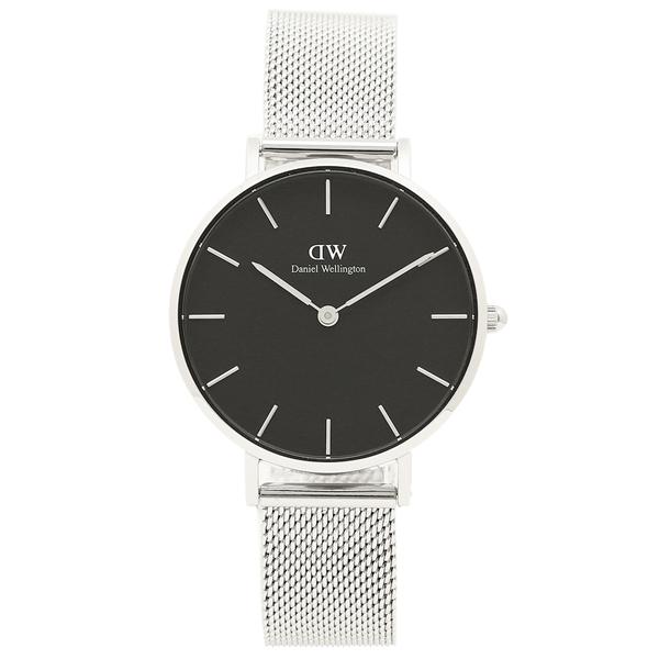ダニエルウェリントン 腕時計 レディース Daniel Wellington DW00100162 ブラック シルバー, AQUA NAIL/アクアネイル:7af4742c --- kiora.jp