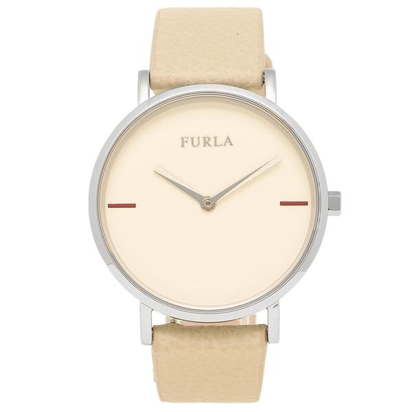 FURLA フルラ 腕時計 レディース R4251108527 944156 W506 VIT G04 AF0 ライトベージュ シルバー, ドラッグスーパー alude:4f18ceb1 --- s373.jp