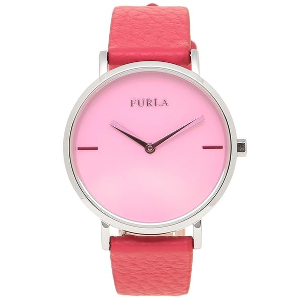 FURLA フルラ 腕時計 レディース R4251108521 944163 W506 VIT G04 OR9 ピンク シルバー