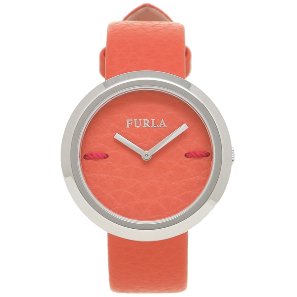 FURLA フルラ 腕時計 レディース R4251110506 944195 W501 VIT MQW マンゴーオレンジ シルバー