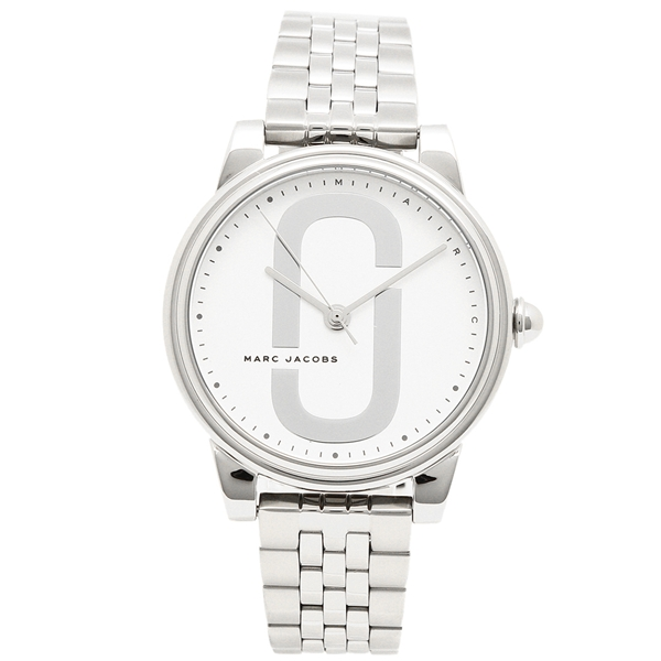MARC JACOBS 腕時計 レディース マークジェイコブス MJ3559 シルバー