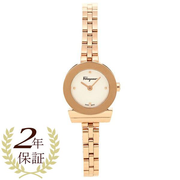 Ferragamo 腕時計レディース サルヴァトーレフェラガモ FBF080017 ピンクゴールド