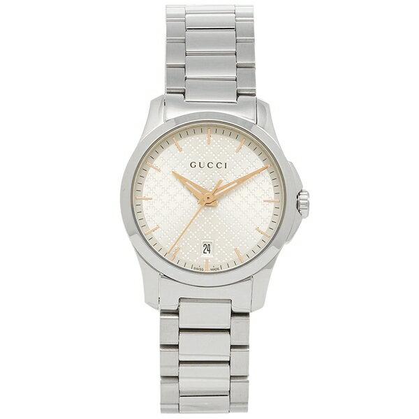 GUCCI 腕時計 レディース グッチ YA126593 シルバー