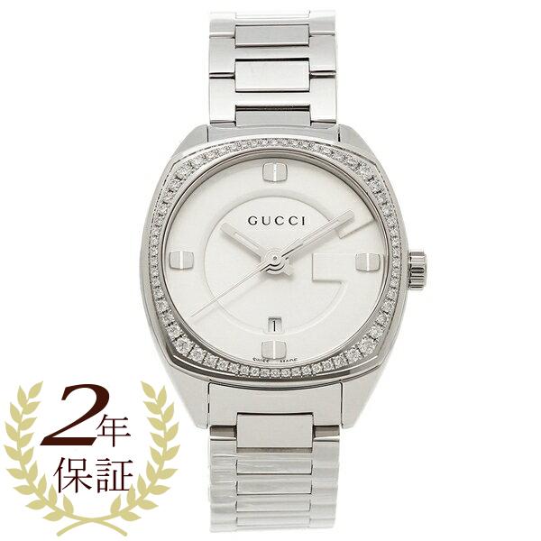 GUCCI 腕時計 レディース グッチ YA142506 シルバー