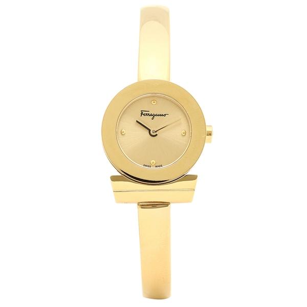 Ferragamo 腕時計 レディース サルヴァトーレフェラガモ FQ5100017 イエローゴールド