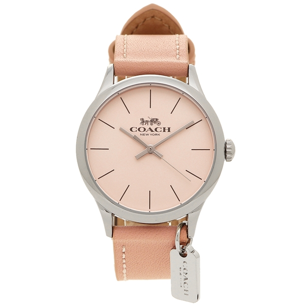 アウトレット COACH アウトレット コーチ 腕時計 レディース W1549 BLH シルバー ピンク