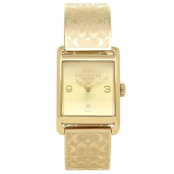 COACH 腕時計 レディース コーチ 14502849 イエローゴールド