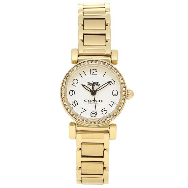 COACH 腕時計 レディース コーチ 14502852 シルバー イエローゴールド