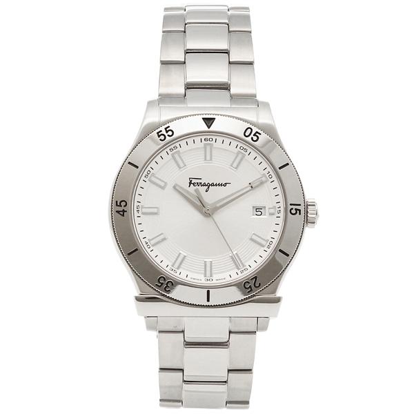 Salvatore Ferragamo 腕時計 レディース フェラガモ FH1020017 シルバー