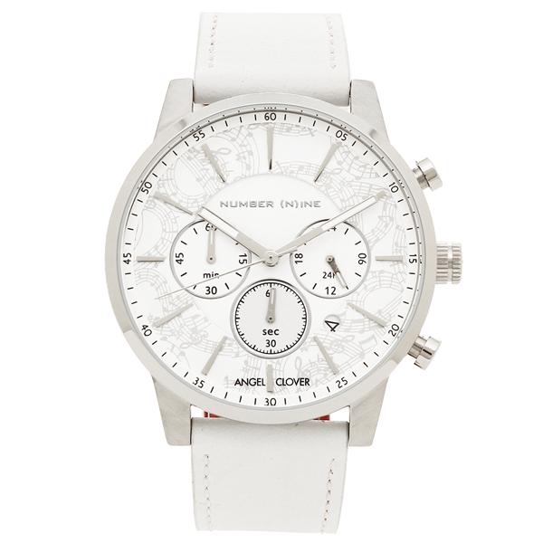 ANGEL CLOVER 腕時計 メンズ エンジェルクローバー NNC42SWH-WH ホワイト レッド