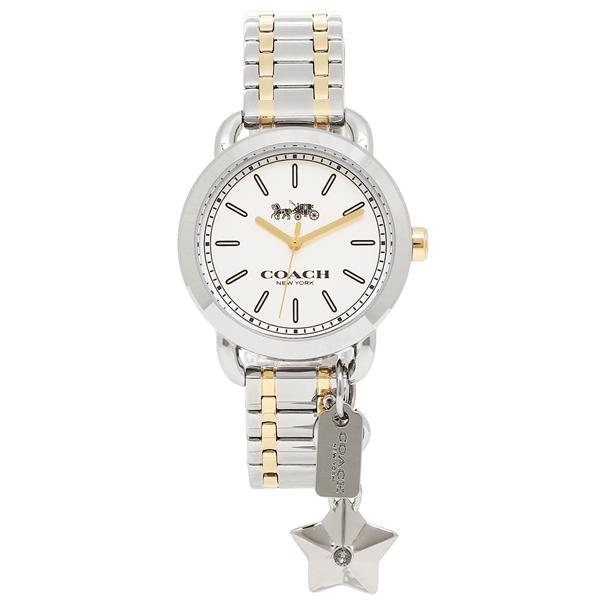 COACH 腕時計 レディース コーチ 14502809 シルバー ゴールド