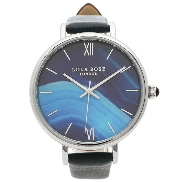 Lola Rose 腕時計 レディース ローラローズ LR2015-1 ブラック ブルー