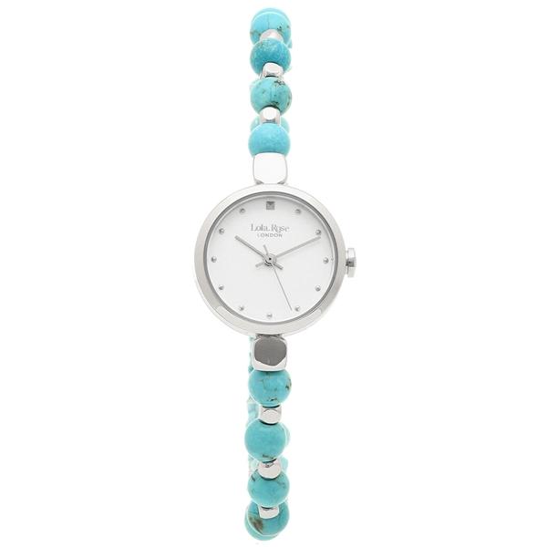 Lola Rose 腕時計 レディース ローラローズ LR4019 ブルー シルバー
