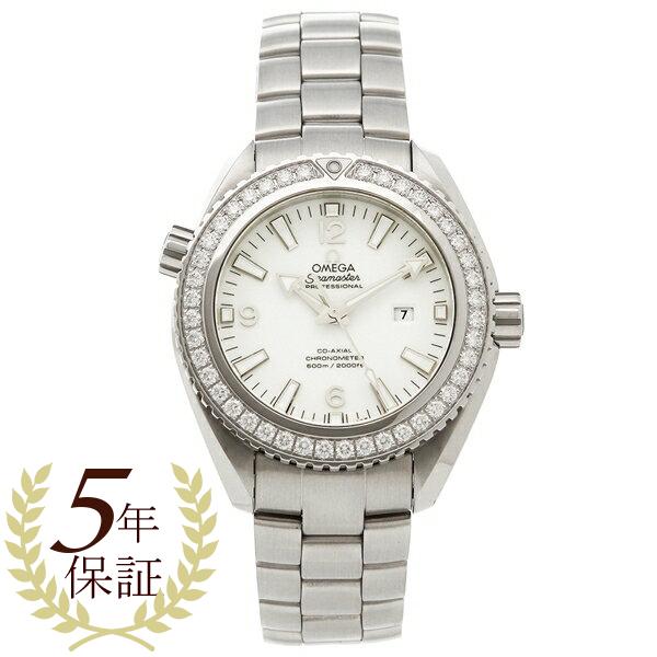 OMEGA 腕時計 レディース オメガ 232.15.38.20.04.001 シルバー ホワイト