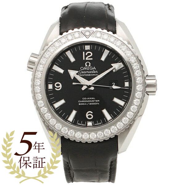 OMEGA 腕時計 レディース オメガ 232.18.38.20.01.001 シルバー ブラック