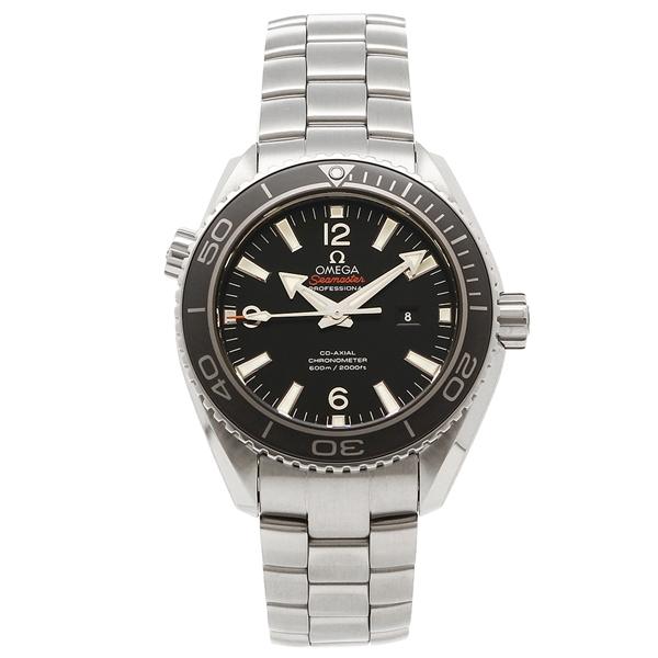 OMEGA 腕時計 レディース オメガ 232.30.38.20.01.001 シルバー ブラック