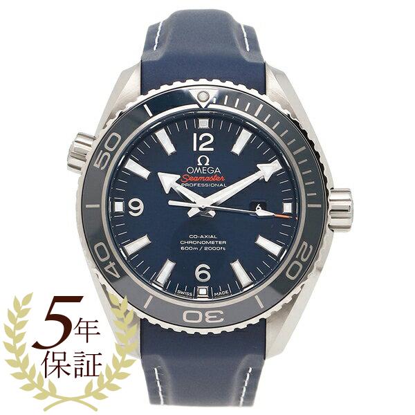 OMEGA 腕時計 レディース オメガ 232.92.38.20.03.001 シルバー ブルー