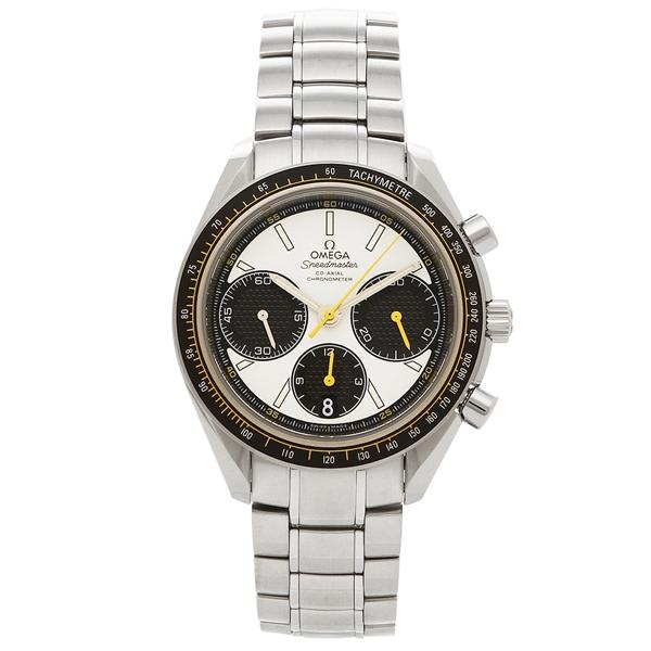 OMEGA 腕時計 メンズ オメガ 326.30.40.50.04.001 シルバー ホワイト