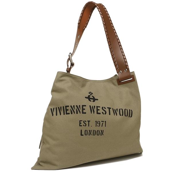 VIVIENNE ブラック WESTWOOD トートバッグ レディース カーキ/メンズ ヴィヴィアンウエストウッド トートバッグ 42060002 10237 カーキ ブラック, アムールパジャマ公式オンライン:23e737a9 --- rigg.is