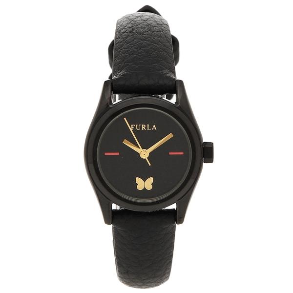 FURLA 腕時計 レディース フルラ 944133 R4251101526 W499 VIT G0F O60 ブラック