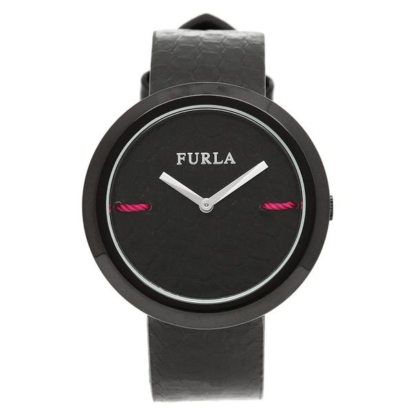 FURLA 腕時計 レディース フルラ 944553 W501 HSK G0F O60 ブラック