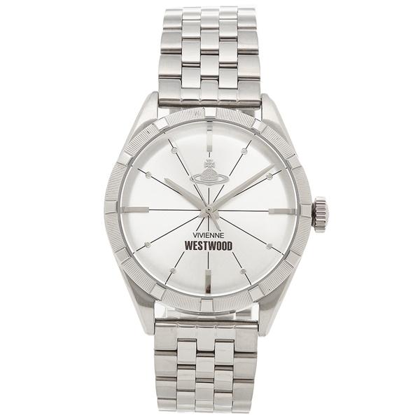 VIVIENNE WESTWOOD 腕時計 メンズ ヴィヴィアンウエストウッド VV192SLSL シルバー