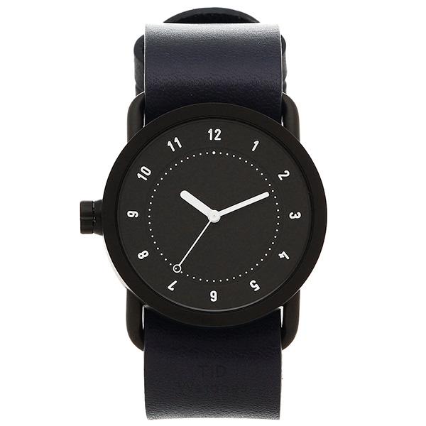 TID Watches 腕時計 メンズ/レディース TID01-36BK/NV ブラック ネイビー ティッドウォッチ