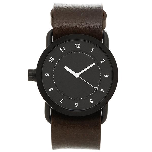 TID Watches 腕時計 メンズ/レディース TID01-36BK/W ブラック ウォルナット ティッドウォッチ