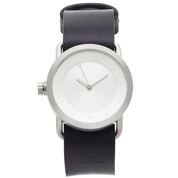 TID Watches 腕時計 メンズ/レディース TID01-36 SV/NV シルバー ネイビー ティッドウォッチ