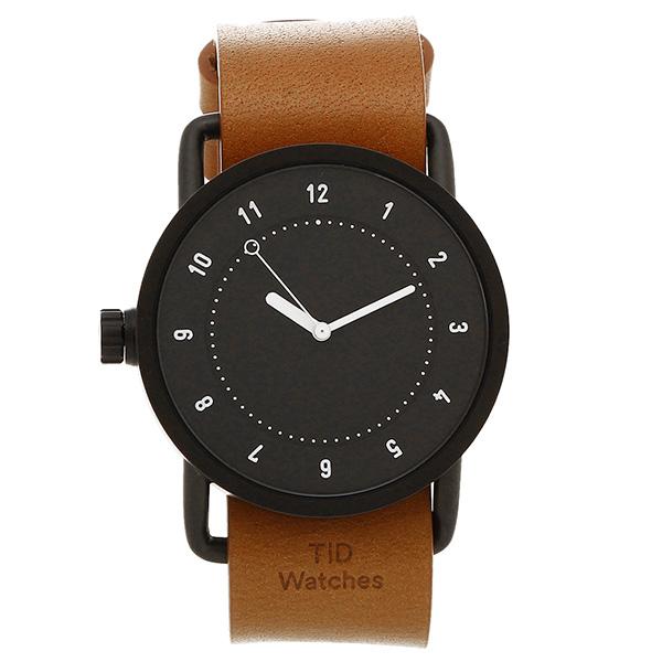 TID Watches 腕時計 メンズ/レディース TID01-BK/T ブラック タン ティッドウォッチ