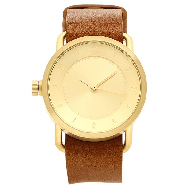 TID Watches 腕時計 メンズ/レディース TID01-GD/T ゴールド タン ティッドウォッチ