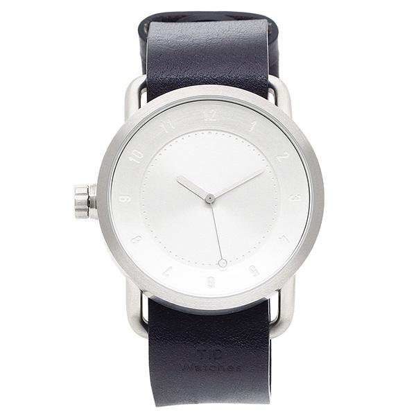TID Watches 腕時計 メンズ/レディース TID01-SV/NV シルバー ネイビー ティッドウォッチ