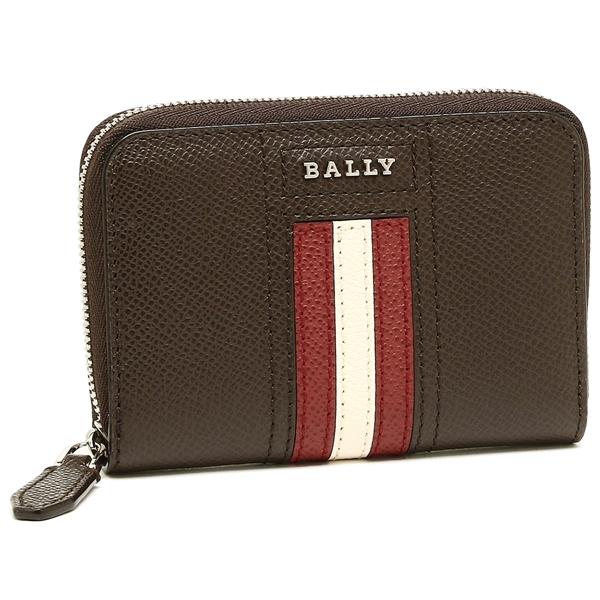 BALLY コインケース メンズ バリー 6221825 21 ブラウン