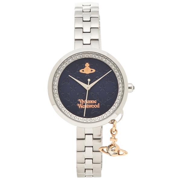 VIVIENNE WESTWOOD 腕時計 レディース ヴィヴィアンウエストウッド VV139NVSL シルバー/ブルー