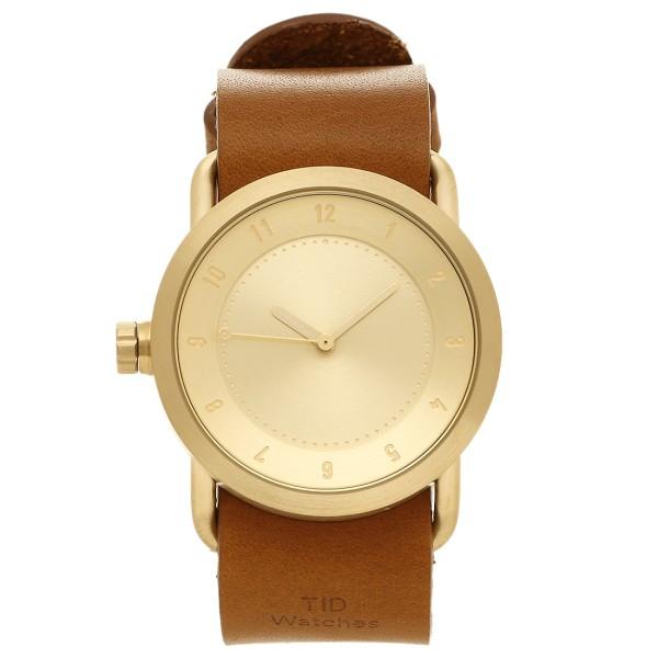TID Watches 腕時計 メンズ/レディース TID01-36 GD/T ゴールド タン ティッドウォッチ