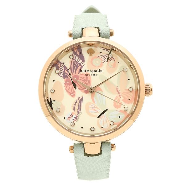 KATE SPADE 腕時計 レディース ケイトスペード KSW1414 グリーン ピンクゴールド