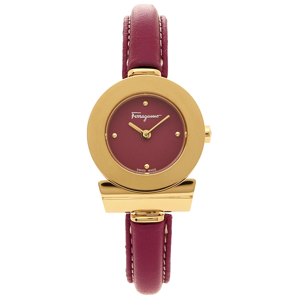 Salvatore Ferragamo 腕時計 レディース フェラガモ FII060015 ピンク
