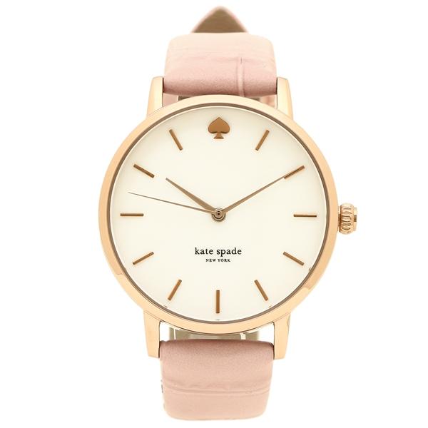 KATE SPADE 腕時計 レディース ケイトスペード KSW1425 ピンク ピンクゴールド シェル