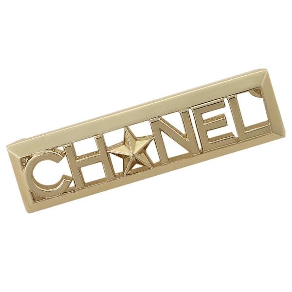 CHANEL ブローチ アクセサリー レディース シャネル A95838 Y01060 Z0000 ゴールド