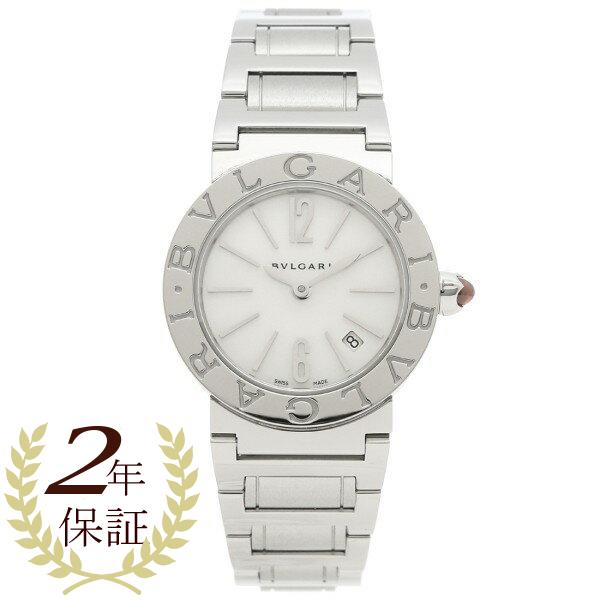 ウォッチ ブルガリ レディース シルバー/ホワイトパール ブルガリブルガリ 腕時計 BVLGARI 時計 BBL26WSSD