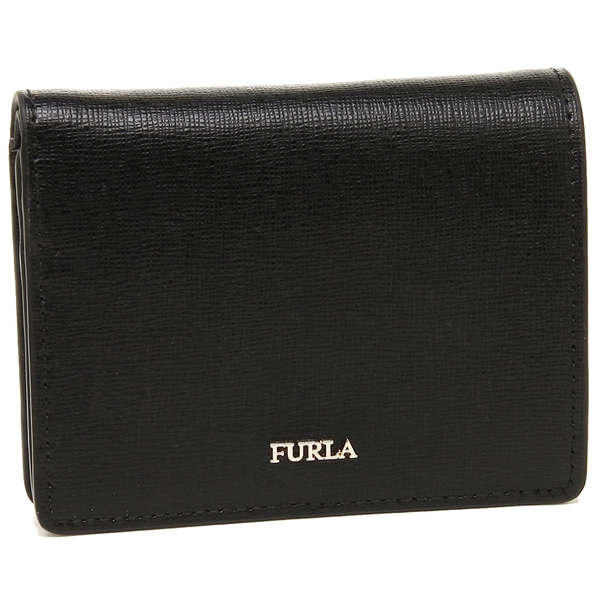 FURLA 折財布 レディース フルラ 962175 PZ28 B30 O60 ブラック