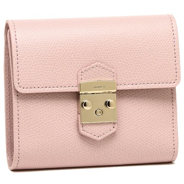 FURLA 折財布 レディース フルラ 963402 PU28 ARE LC4 ピンク