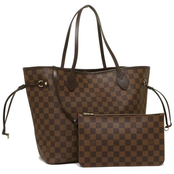 836bb418fa445 Louis Vuitton N41358 LOUIS VUITTON Damier neverfull MM pouch shoulder bag