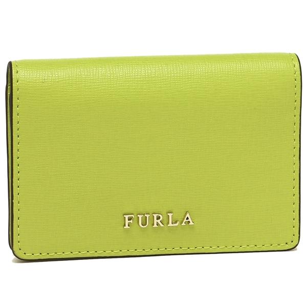 FURLA カードケース レディース フルラ 962150 PS04 B30 MKE グリーン