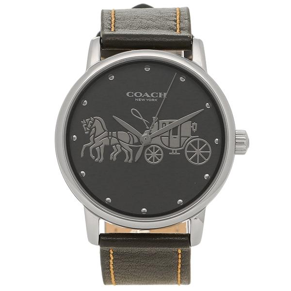 COACH 腕時計 レディース コーチ 14502974 ブラック