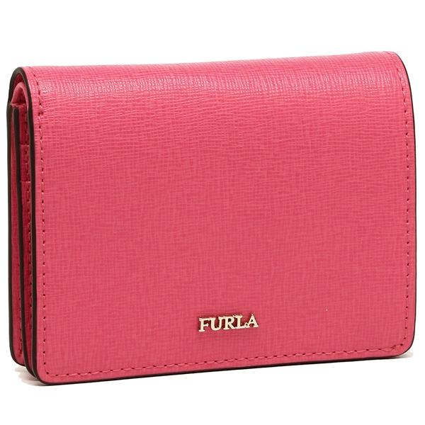 FURLA 折財布 レディース フルラ 962179 PZ28 B30 UTW ピンク