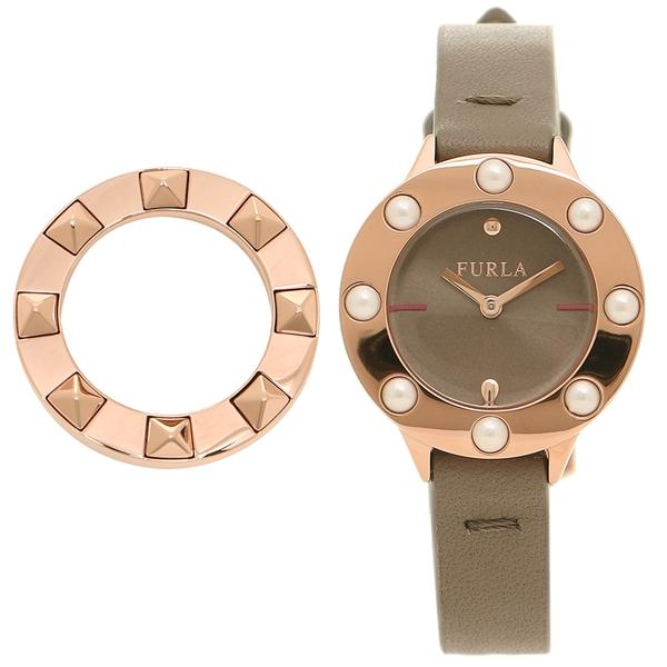 FURLA 腕時計 レディース フルラ 976429 R4251116503 SBB ライトグレー ゴールド