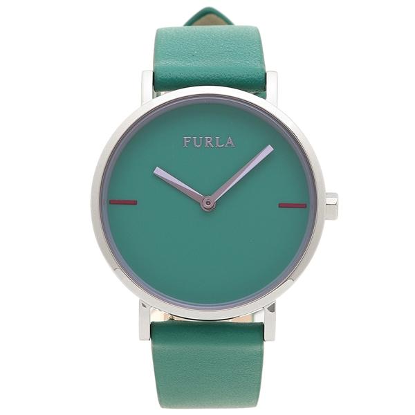 FURLA 腕時計 レディース フルラ 976470 R4251113516 O60 グリーン シルバー